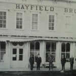 Hayfield Bros. Store,1910